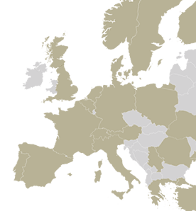EPFL Europe Map