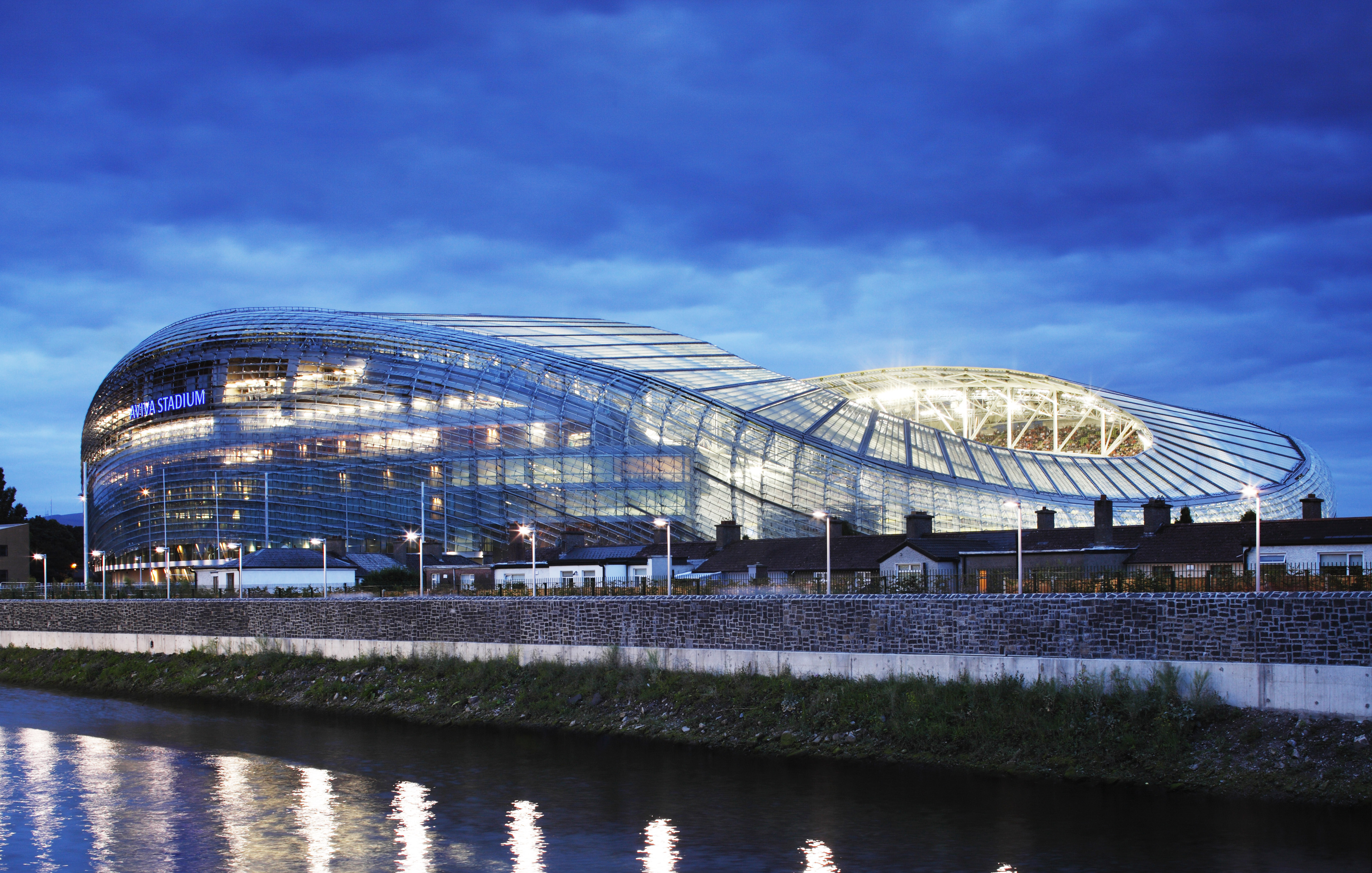 Essma Summit 2018 At Aviva Stadium Dublin European Leagues